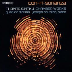 Con-ri-sonanza – Chamber Works