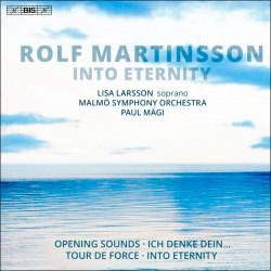 Rolf Martinsson: Into Eternity