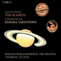 Holst: The Planets & Elgar: Enigma Variations