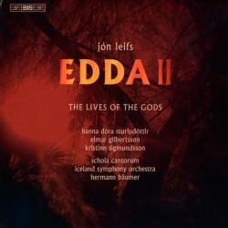 Jon Leifs: Edda II: The Lives of the Gods