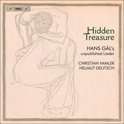 Hidden Treasure - Hans Gal's Unpublished Lieder