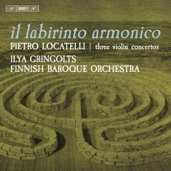 Pietro Locatelli - Il Laberinto Armonico