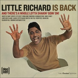 Little Richard Is Back + His Greatest Hits
