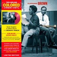 Sarah Vaughan & Clifford Brown (Colored Vinyl)