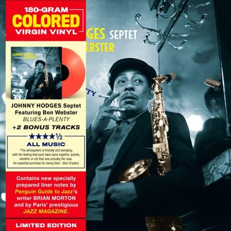 Blues-A-Plenty w/ Ben Webster (Colored Vinyl)