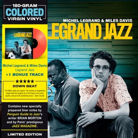 Legrand Jazz w/Miles Davis (Colored Vinyl)