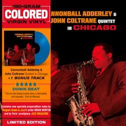 In Chicago w/ John Coltrane (Colored Vinyl)