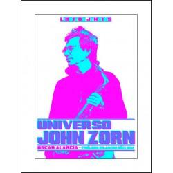 Universo John Zorn (556-Page Book in Spanish)