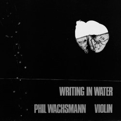 Writing In Water