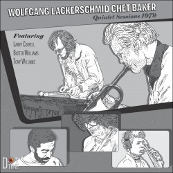 Quintet Session 1979 W/ Wolfgang Lackerschmid