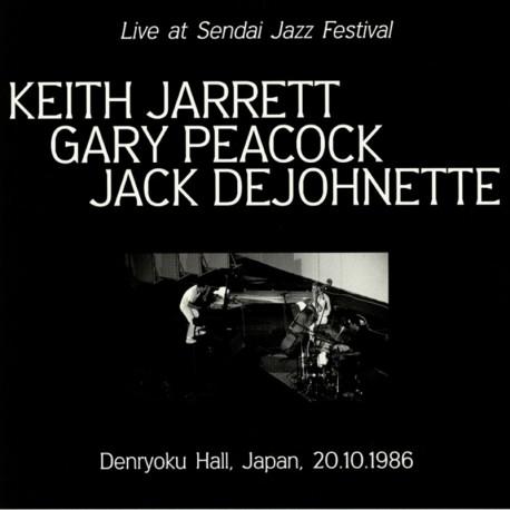Live at Sendai Jazz Festival