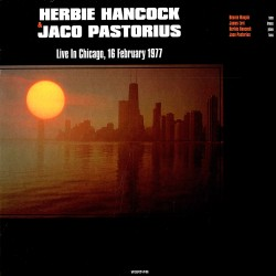 Live In Chicago, 16 Feb. 1977 w/ Jaco Pastorious