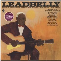 Huddie Ledbetter's Best - His Guitar-His Voice-His