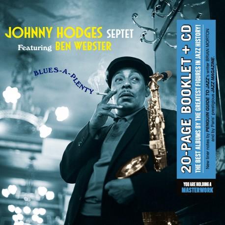 Blues-a-Plenty feat. Ben Webster + 8 Bonus Tracks