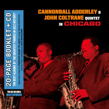 Quintet in Chicago w/ John Coltrane + Bonus Album