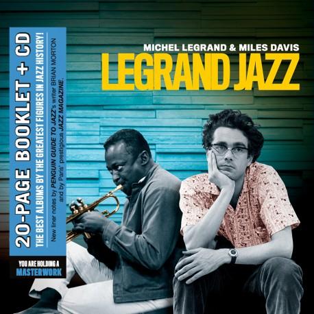 Legrand Jazz w/ Miles Davis + Bonus Album