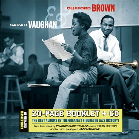 With Clifford Brown + Bonus Album