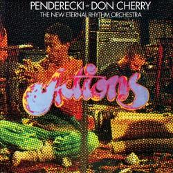 Actions W/ Penderecki