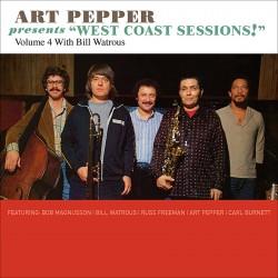 West Coast Sessions - Vol. 4 - Bill Watrous