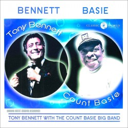 Tony Bennett With The Count Basie Big Band
