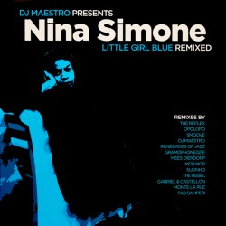 Dj Maestro Presents Little Girl Blue Remixed