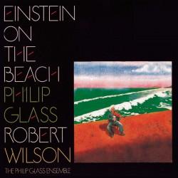Einstein on the Beach W/R. Wilson (4LP Box Set)