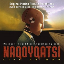 Naqoyqatsi OST (Gatefold)