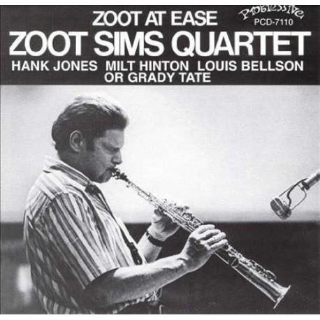 Zoot at Ease - Quartet