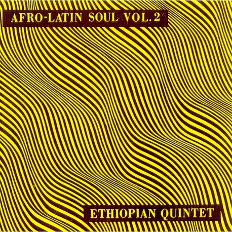 Afro-Latin Soul Vol. 2 (Colored Vinyl)