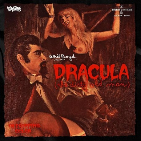 Dracula (The Dirty Old Man) OAT (Red Vinyl + Dvd)