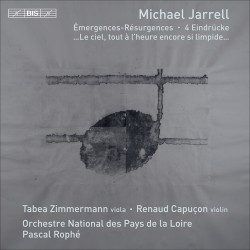 Michael Jarrell: Emergences-Resurgences-4 Eindruck