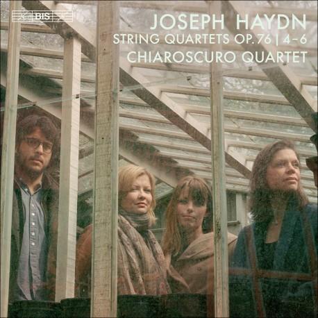 Haydn - String Quartets OP.76 Nos. 4-6