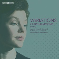 Variations - Clare Hammond