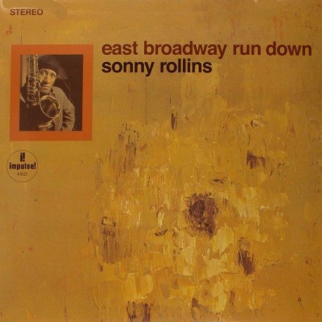 East Broadway Run Down - 180 Gram