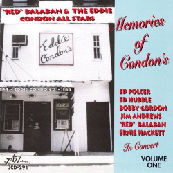 Red  Balaban and the Eddie Condon All Stars Vol.1