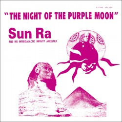 The Night of the Purple Moon180 Gram