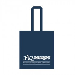 Jazz Messengers - Tote Bag Indigo Blue