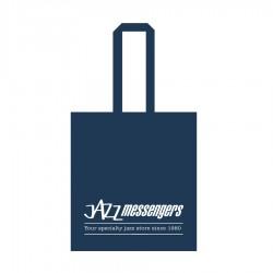 Jazz Messengers - Tote Bag Indigo Blue
