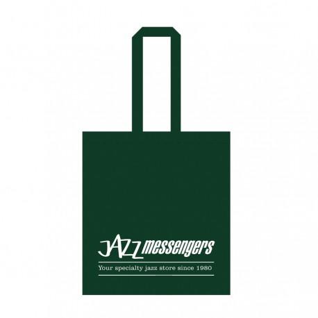 Jazz Messengers - Tote Bag Bottle Green