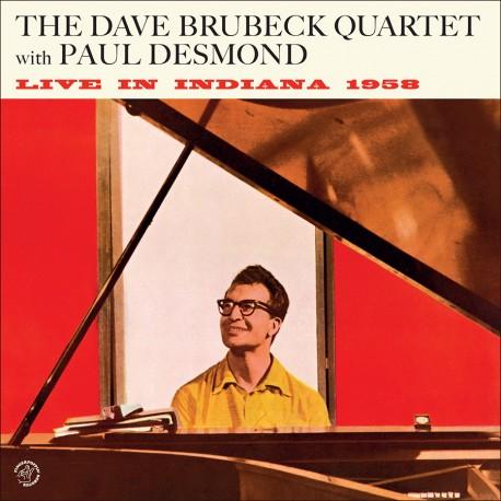 Live in Indiana 1958 w/ Paul Desmond