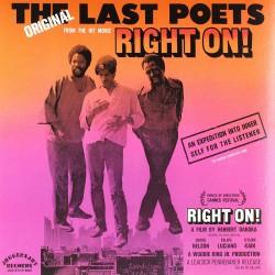 Right On! (Original Soundtrack) Gatefold