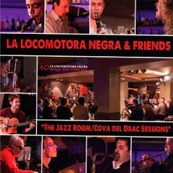 The Jazz Room - Cova del Drac Sessions