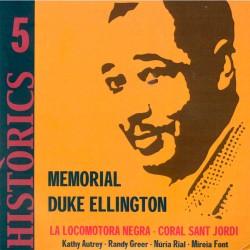 Memorial Duke Ellington W/ Coral Sant Jordi