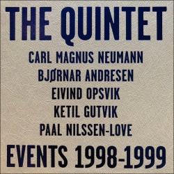 The Quintet: Events 1998 - 1999 (Box Set)