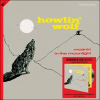 Moanin' in the Moonlight (CD Digipack Included)