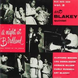 A Night at Birdland Vol. 2