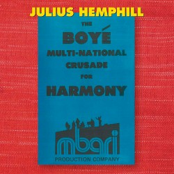 The Boye Multi-National Crusade for Harmony