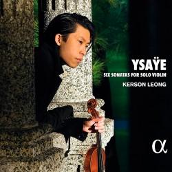 Ysaÿe: Six Sonatas for Solo Violin
