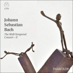 J.S. Bach: The Well-Tempered Consort – II