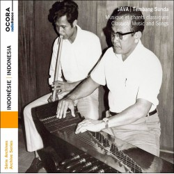 Java: Tembang Sunda. Classical Music and Songs